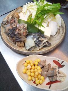 天然すっぽん鍋(夏季限定)|美味しいだけでなくスタミナ料理や美肌料理としても人気の「すっぽん鍋」。一年...