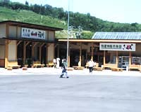 桜の郷荘川の写真