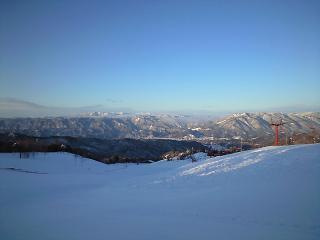 しらおスキー場の写真