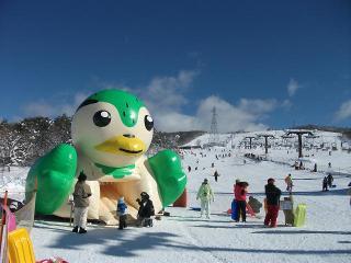 ひるがの高原スキー場の写真