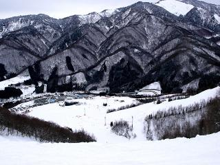 ほおのき平スキー場の写真