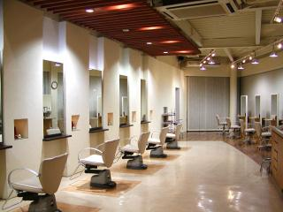 BLOOM hairの写真