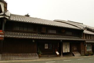 清酒 百春 蔵元 小坂酒造場の写真