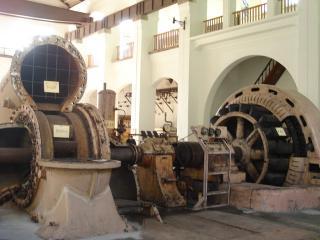 旧八百津発電所資料館の写真