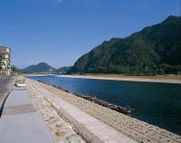 長良川プロムナードの写真