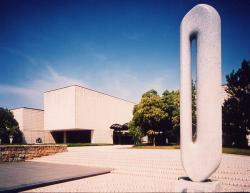 岐阜県美術館の写真