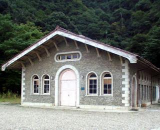 鏡岩水源地水の博物館の写真