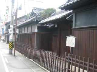 岐阜町本陣跡の写真