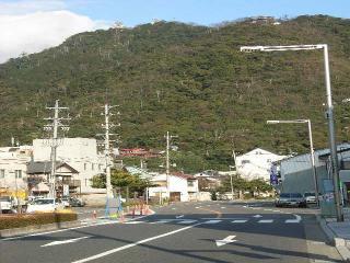 大手門跡(岐阜城)の写真