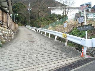 七曲登山道(大手道)の写真