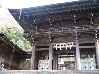 伊奈波神社の写真