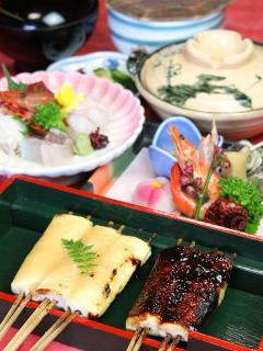 料理旅館 翠々園 植東の写真1