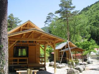 本谷オートキャンプ場の写真