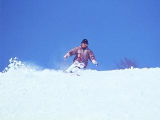 揖斐高原スキー場の写真