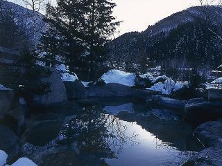 福地温泉外湯 石動の湯の写真