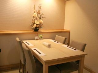 膳彩Dining Soki 創季_落ち着いたテーブル席