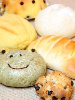 手作りパン 歩絵夢_菓子パン各種