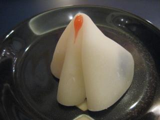 新年を寿ぐ上生菓子 5