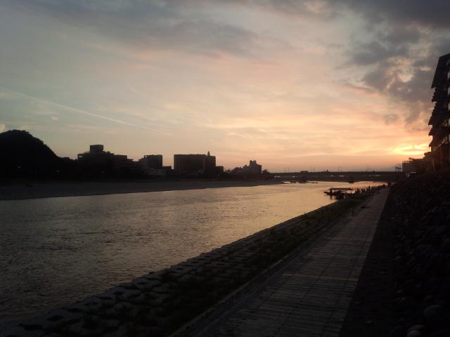 ラッキールーラーじゃんさんによる長良川プロムナードのクチコミ写真