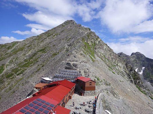 にしこさんによる穂高岳山荘のクチコミ写真