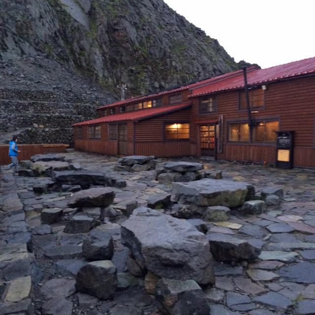 まなみさんによる穂高岳山荘のクチコミ写真