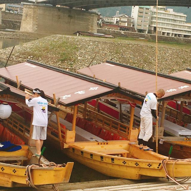 岐阜の食いしん坊担当さんによる鵜飼観覧船乗場のクチコミ写真