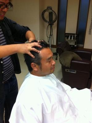 hirokunさんによるXIN-FU hairのクチコミ写真
