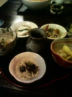 あんきちさんによる日本そば 懐石料理  極のクチコミ写真